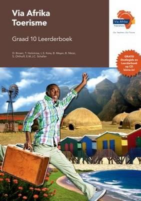 Picture of Via Afrika toerisme: Gr 10: Leerdersboek