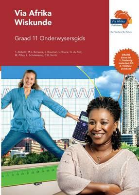 Via Afrika wiskunde : Gr 11: Onderwysersgids