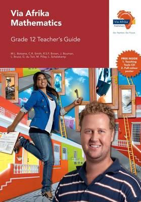 Via Afrika mathematics CAPS : Gr 12: Teacher's guide