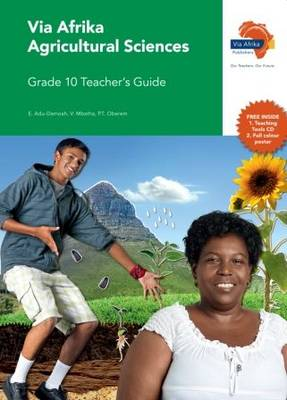 Picture of Via Afrika agricultural sciences: Gr 10: Teacher's guide
