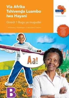 Picture of Via Afrika Tshivenda luambo lwa hayani : Gr 1: Teacher's guide : Home language