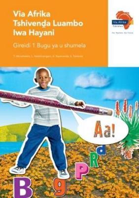 Picture of Via Afrika Tshivenda luambo lwa hayani: Gr 1: Workbook : Home language