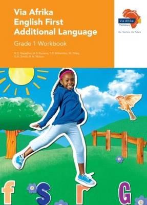 Via Afrika English: Gr 1: Workbook : First additional language