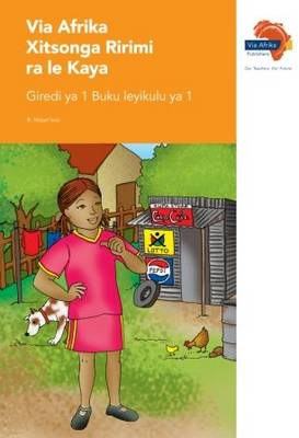 Picture of Via Afrika Xitsonga: Gr 1: Big book 1 : Home language