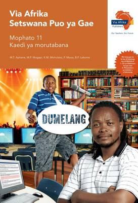 Via Afrika Setswana: Gr 11: Teacher's guide : Home language