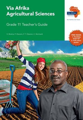 Picture of Via Afrika agricultural sciences: Gr 11: Teacher's guide