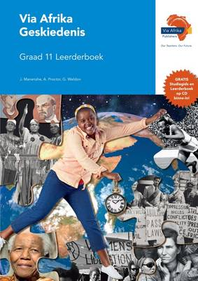 Picture of Via Afrika geskiedenis: Gr 11: Leerderboek