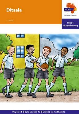 Via Afrika Setswana: Graded reader 19: Gr 5 : Home language
