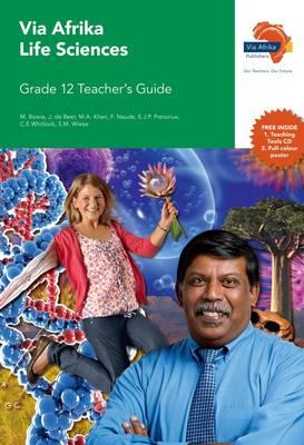 Via Afrika life sciences CAPS : Gr 12: Teacher's guide
