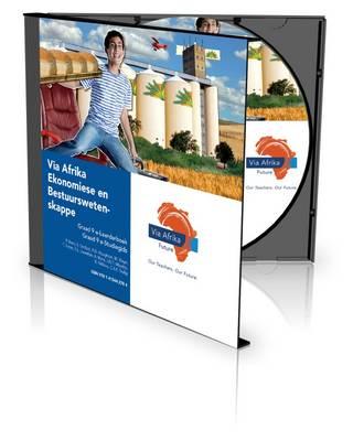 eBook Via Afrika ekonomiese en bestuurswetenskappe: Gr 9: Leerdersboek