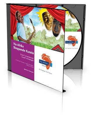 eBook Via Afrika skeppende kunste: Gr 7: Leerdersboek