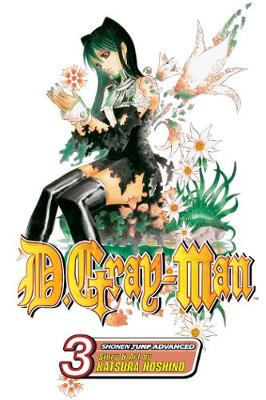 Picture of D. Gray-Man, Vol. 3