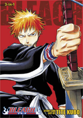 Picture of Bleach (3-in-1 Edition), Vol. 1 : Includes vols. 1, 2 & 3