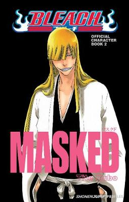Picture of Bleach MASKED: Official Character Book 2