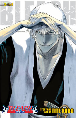 Bleach (3-in-1 Edition), Vol. 7 : Includes vols. 19, 20 & 21