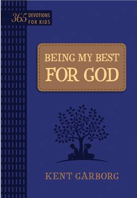 Picture of Being My Best for God: 365 Devotions for Kids (Blue)