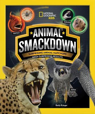 Picture of Animal Smackdown : Surprising Animal Matchups with Surprising Results