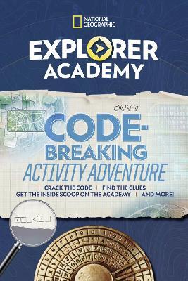 Picture of Explorer Academy Codebreaking Adventure 1