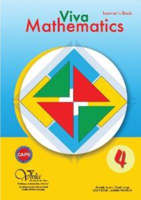 Viva mathematics CAPS: Gr 4: Learner's book