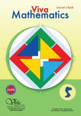 Picture of Viva mathematics CAPS: Gr 5: Learner's book