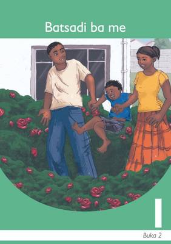 Picture of Batsadi ba me: Book 2: Gr 1: Graded reader : Home language