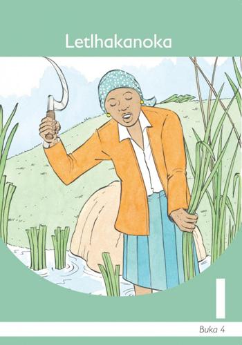 Picture of Letlhakanoka: Book 4: Gr 1: Graded reader : Home language