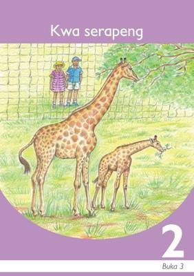 Picture of Kwa serapeng: Book 3: Gr 2: Graded reader : Home language