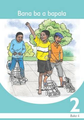 Picture of Bana ba a bapala : Book 4: Gr 2: Graded reader : Home language