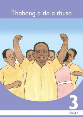 Picture of Thabang a tla a thusa: Book 4: Gr 3: Graded reader : Home language