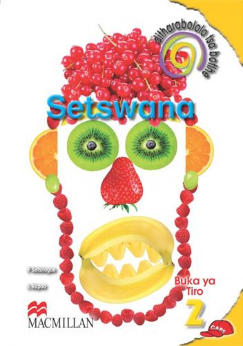 Picture of Ditharabololo tsa botlhe Setswana: Gr 2: Workbook : Home language
