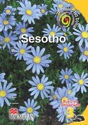 Picture of Ditharollo tsa bohle Sesotho: Gr 3: Workbook : Home language