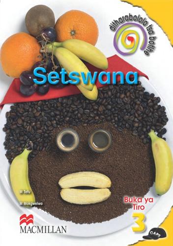 Picture of Ditharabololo tsa botlhe Setswana: Gr 3: Workbook : Home language