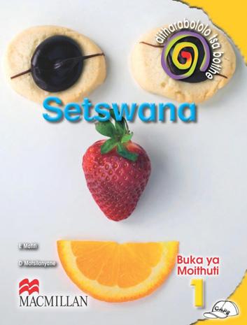 Picture of Ditharabololo tsa botlhe Setswana: Gr 1: Learner's book : Home language