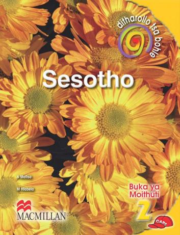 Picture of Ditharollo Tsa Bohle Sesotho: Ditharollo tsa bohle Sesotho: Gr 2: Learner's book Gr 2: Learner's Book