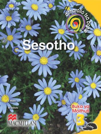 Picture of Ditharollo Tsa Bohle Sesotho: Ditharollo tsa bohle Sesotho: Gr 3: Learner's book Gr 3: Learner's Book