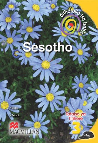 Picture of Ditharollo tsa bohle Sesotho: Gr 3: Teacher's guide : Home language