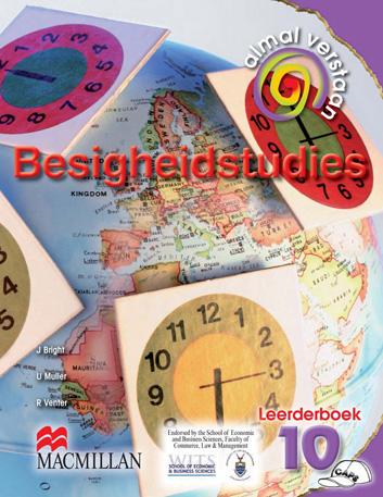 Picture of Almal verstaan besigheidstudies: Gr 10: Leerdersboek : VOO-fase