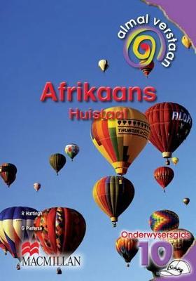 Picture of Almal verstaan Afrikaans : Gr 10: Onderwysersgids : VOO-fase