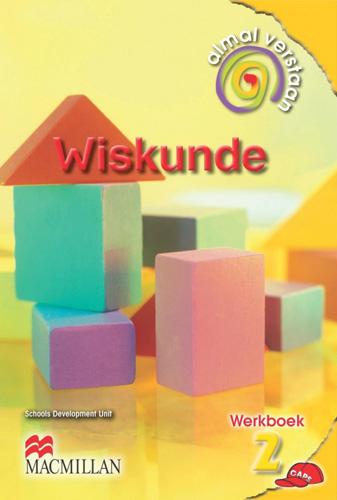 Picture of Almal verstaan wiskunde: Gr 2: Werkboek : Grondslagfase