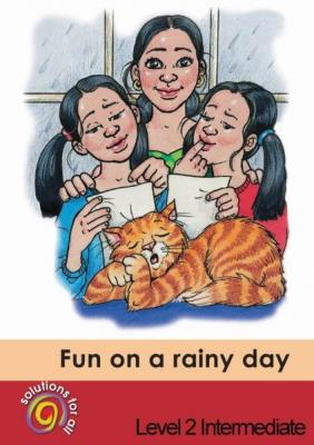 Picture of Fun on a rainy day: Gr 2: Graded reader : Home language