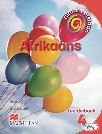 Picture of Almal verstaan Afrikaans: Gr 4: Leerderboek : Huistaal