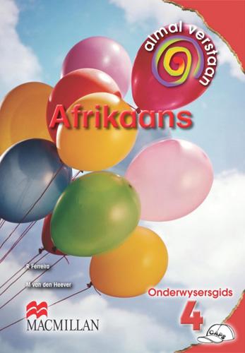 Picture of Almal verstaan Afrikaans: Gr 4: Onderwysersgids : Huistaal