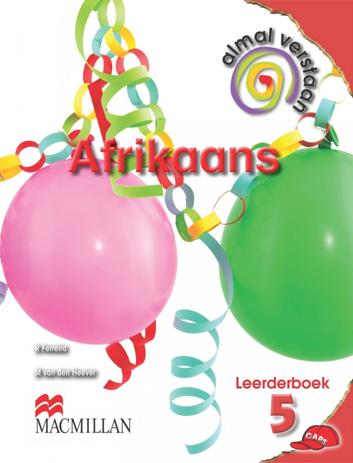 Picture of Almal Verstaan Afrikaans: Almal verstaan Afrikaans: Gr 5: Leerderboek Gr 5: Leerderboek