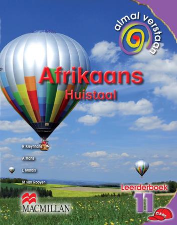Picture of Almal Verstaan Afrikaans: Almal verstaan Afrikaans: Gr 11: Learner's book Gr 11: Learner's Book