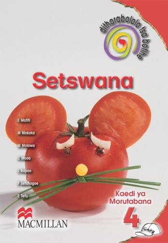 Picture of Ditharabololo tsa botlhe Setswana: Gr 4: Teacher's guide