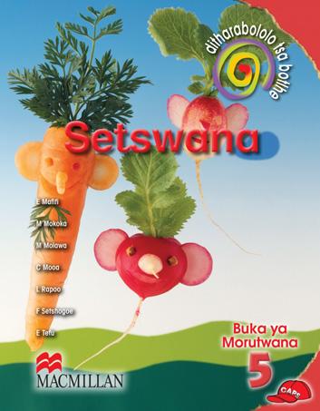 Picture of Ditharabololo tsa botlhe Setswana: Gr 5: Learner's book
