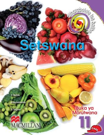 Picture of Ditharabololo tsa botlhe Setswana: Gr 11: Learner's book : Home language