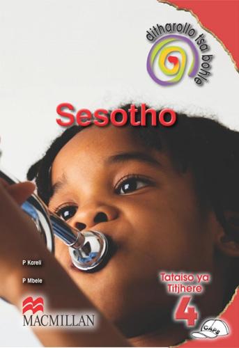 Picture of Ditharollo tsa bohle Sesotho: Gr 4: Teacher's guide