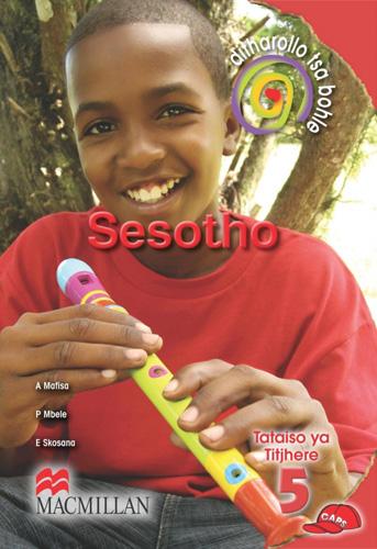 Picture of Ditharollo tsa bohle Sesotho: Gr 5: Teacher's guide