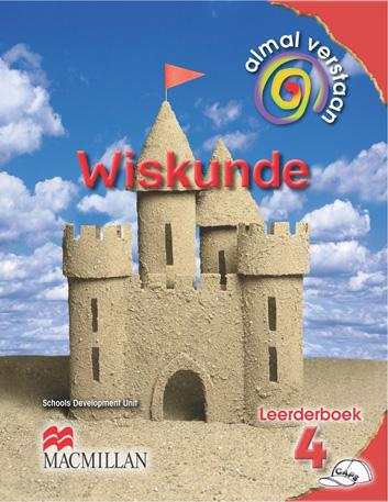 Picture of Almal Verstaan Wiskunde: Almal verstaan wiskunde: Gr 4: Leerderboek Gr 4: Leerderboek